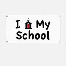My School Banner