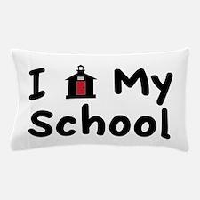 My School Pillow Case