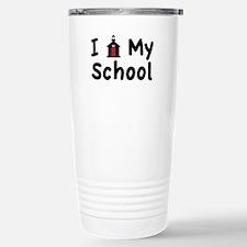 My School Travel Mug
