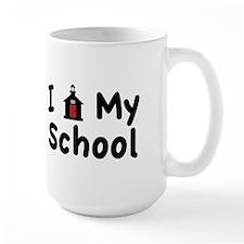 My School Mugs
