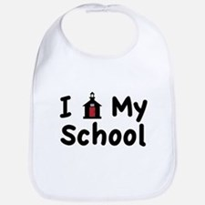 My School Bib