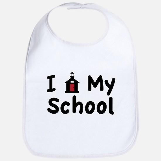 My School Bib