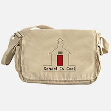School Is Cool Messenger Bag