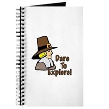 Dare To Explore Journal