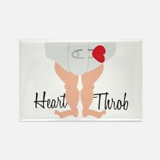 Heart Throb Magnets