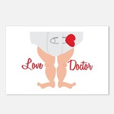 Love Doctor Postcards (Package of 8)
