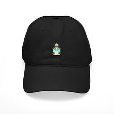 School Building Baseball Hat