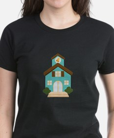 School Building T-Shirt