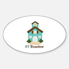 Teacher Decal