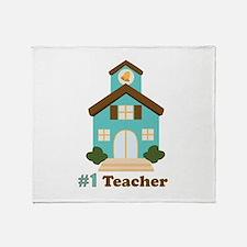 Teacher Throw Blanket