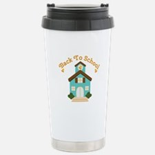 Back To School Travel Mug