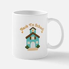 Back To School Mugs