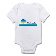 Makayla Infant Bodysuit