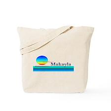 Makayla Tote Bag