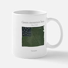 Green Mountain boys Mugs