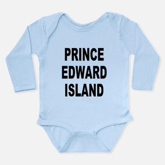 Prince Edward Island Body Suit