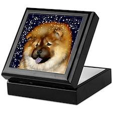 CHOW CHOW DOG Keepsake Box