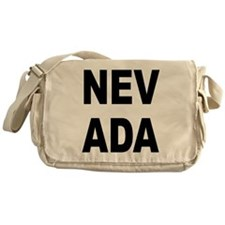 Nevada Messenger Bag