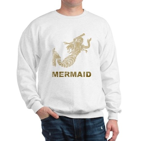 Vintage Mermaid Sweatshirt