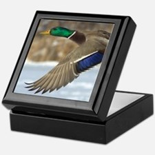 Mallard Duck Keepsake Box