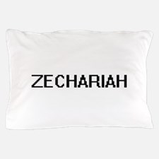 Zechariah Digital Name Design Pillow Case