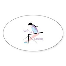 Stick The Landing Decal