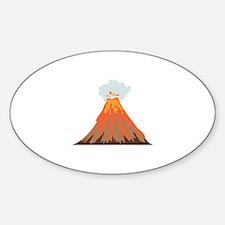 Volcano Decal