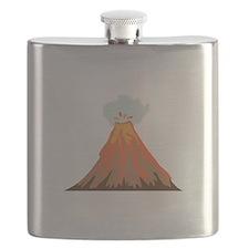 Volcano Flask