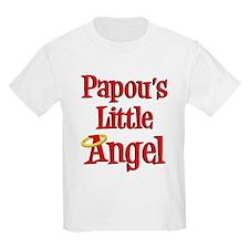 Papou Greek Little Angel T-Shirt