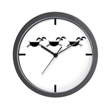 Hope Mountain Sheep Wall Clock