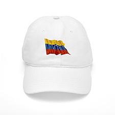 Venezuela Flag (Distressed) Baseball Baseball Cap