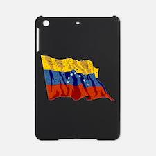 Venezuela Flag (Distressed) iPad Mini Case