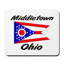 Middletown Ohio Mousepad