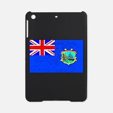 Old St Helena Flag (Distressed) iPad Mini Case