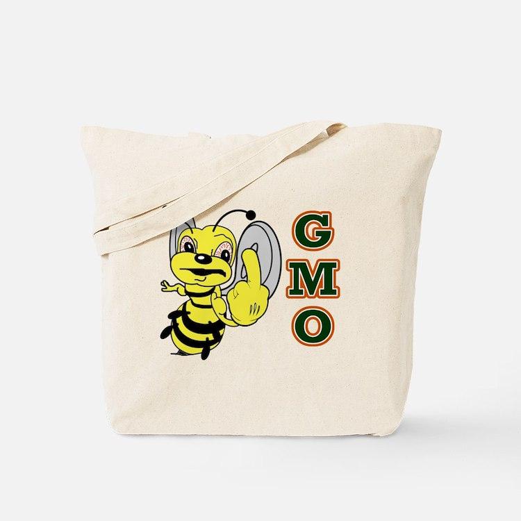 Cute Gmo Tote Bag
