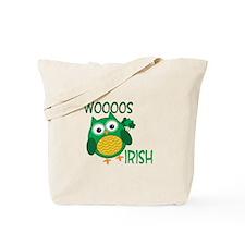 Whooos Irish Tote Bag