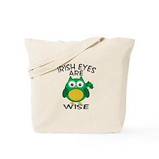 Irish Eyes Tote Bag