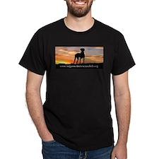 Weimaraner Sunset T-Shirt