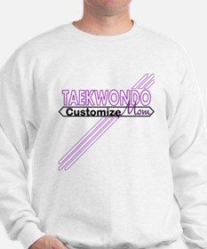 Taekwondo Mom Sweatshirt