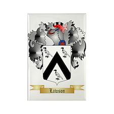 Lawson Rectangle Magnet