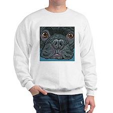 French Bulldog Face Sweater