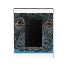 French Bulldog Face Picture Frame