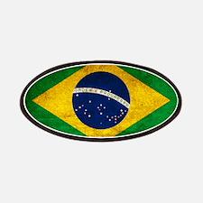 Vintage Flag of Brazil Patch