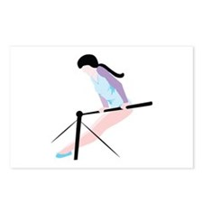 Gymnast Postcards (Package of 8)