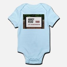 Abbey Road street sign Body Suit