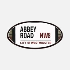 Abbey Road street sign Patch