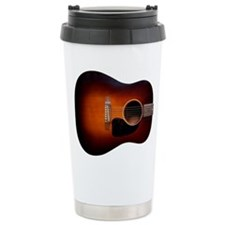 Cute Guitar gibson Travel Mug