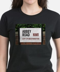 Abbey Road street sign T-Shirt