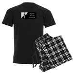 MTtS_UK Logo Men's Dark Pajamas