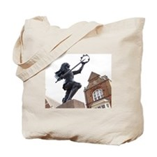 Funny English royalty Tote Bag